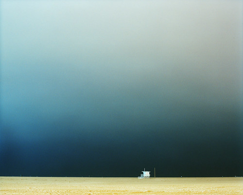 Amanda Friedman, Lifeguard Station, Santa Monica