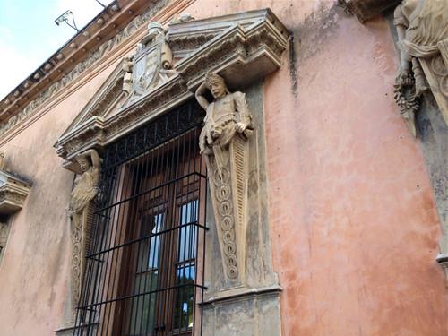 Merida Casa de Montejo 1549 detail