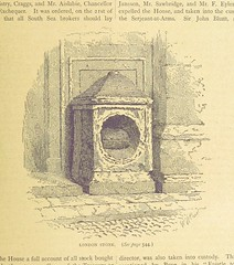 "British Library digitised image from page 561 of ""Old & New London. By W. Thornbury and Edward Walford. Illustrated"""