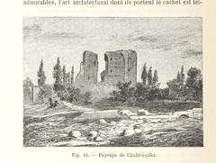 """British Library digitised image from page 250 of """"A travers le royaume de Tamerlan-Asie centrale ... Illustré de 66 gravures par Paul Merwart ... Avec deux cartes, etc"""""""