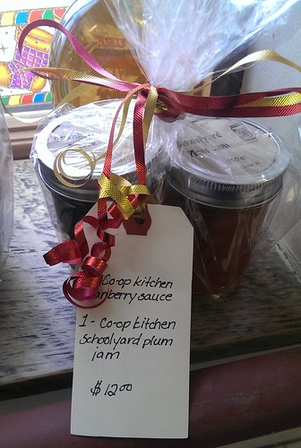 West End Food Coop Gift Basket - Jams!