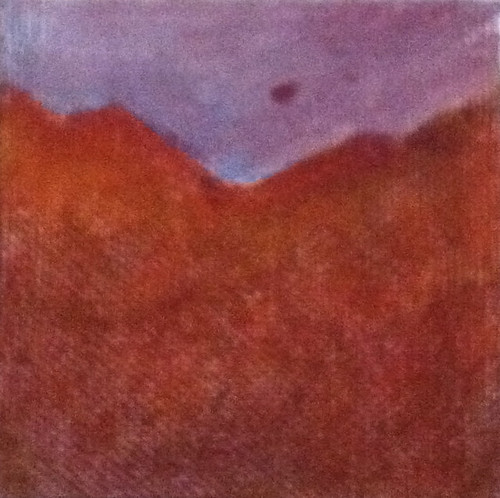 Boulder Daydream (Mini-Painting as of Dec. 10, 2013) by randubnick