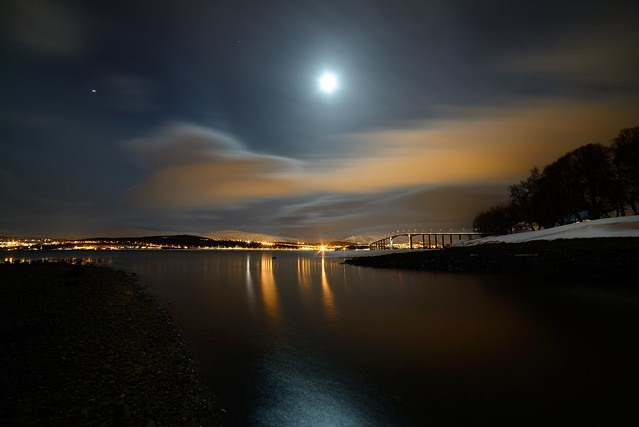 night in Tromsø