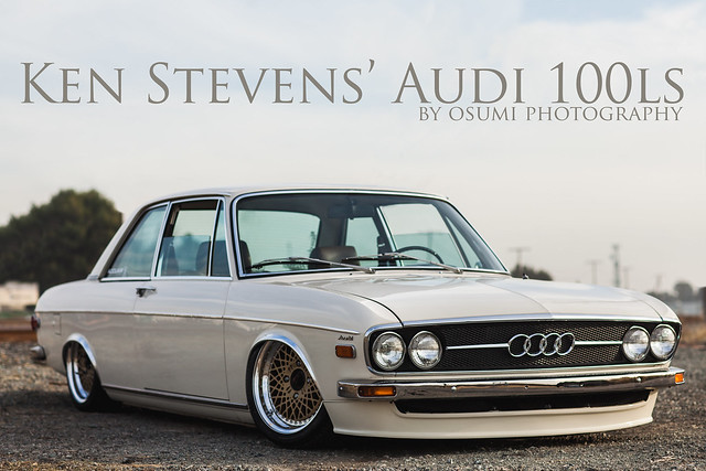 Audi 100 C1 A Gallery On Flickr