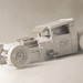Mike Burroughs' BMW-Powered 1928 Ford Model A in Lego  –  Desert dusty version _/ 04 by _Tiler