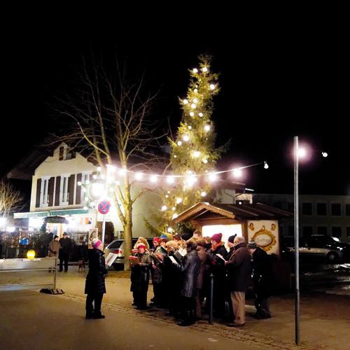 Silvester in Oberau