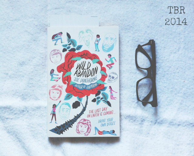 wild abandon joe dunthorne vivatramp book review blog uk lifestyle