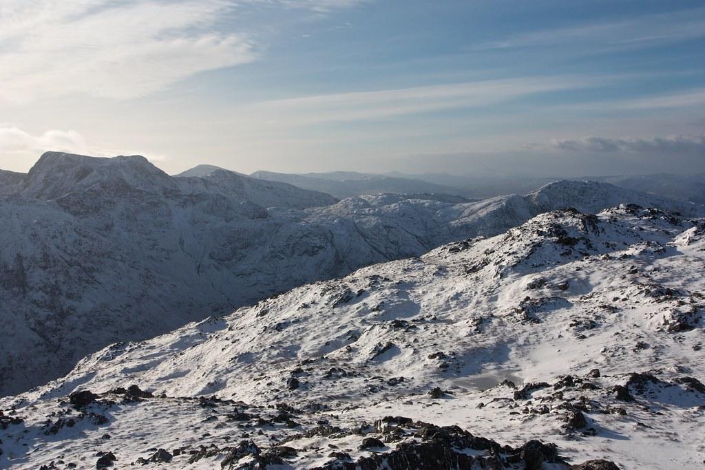 Sunart from Summit of Beinn na h-Uamha