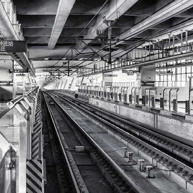 elevated metro