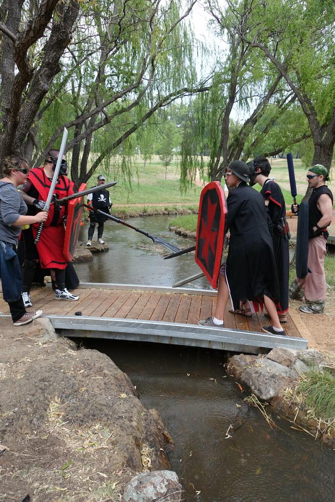 The Hundred Swords: Battle of Five Bridges