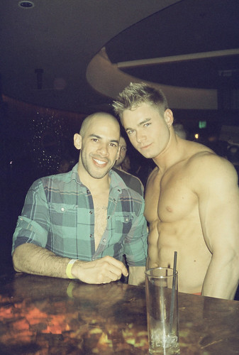 Corbin Fisher Party at Share Nightclub
