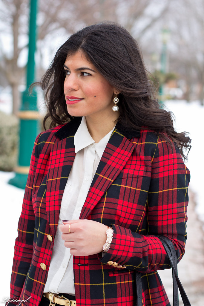 red plaid blazer and gold-3.jpg