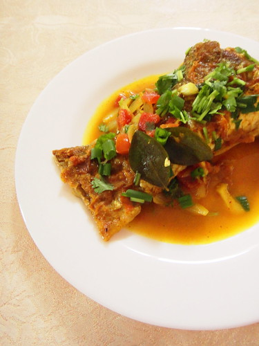 Carri poisson mauritian fish curry inspired to bake - Mauritian cuisine 100 easy recipes ...