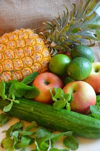 raw food juicing