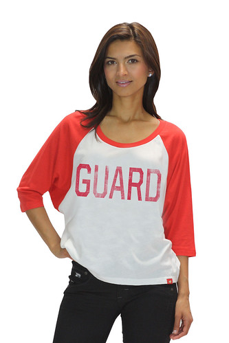 Womens Lifeguard Surfing T Shirt