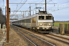 SNCF BB 7250 - Photo of Chalou-Moulineux