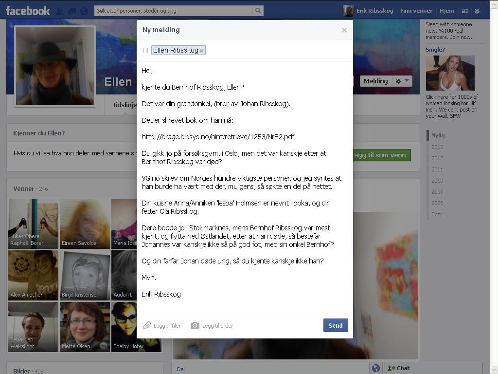 ellen ribsskog facebook