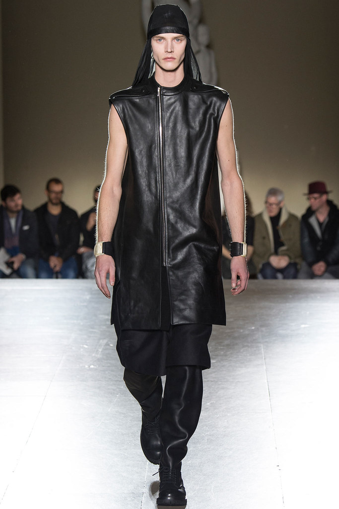Bart Grein3129_FW14 Paris Rick Owens(VOGUE)