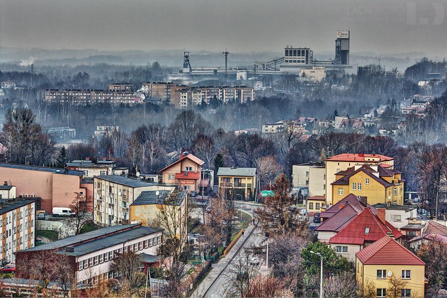 Jastrzębie-Zdrój - Poland - panoramy