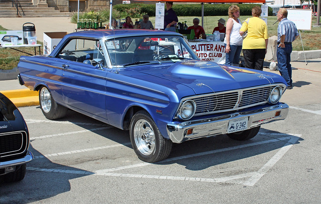 13155600054 on 1963 ford falcon sprint flickr photo sharing