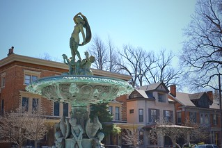 St. James Court fountain