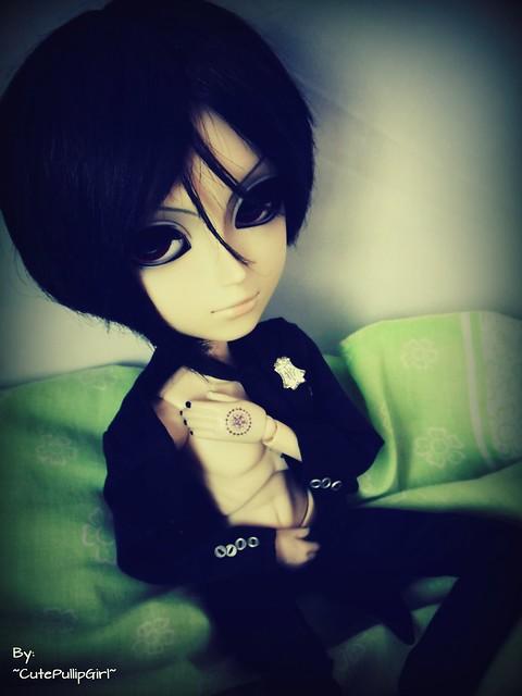 Sebastian Michaelis (Taeyang Sebastian)~•♥• (Actu 10/04/2014) 13207978053_d4fcc411aa_z
