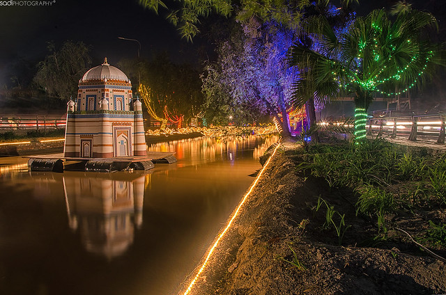 Lahore Canal 2014