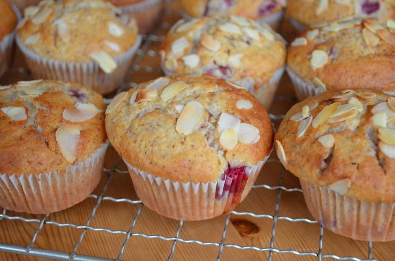 Muffin rezept kirsch mandel