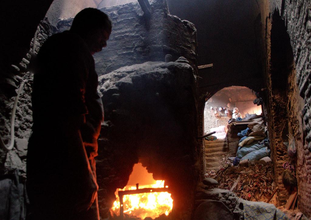 Marrakech - City trek - La chaudière du hammam