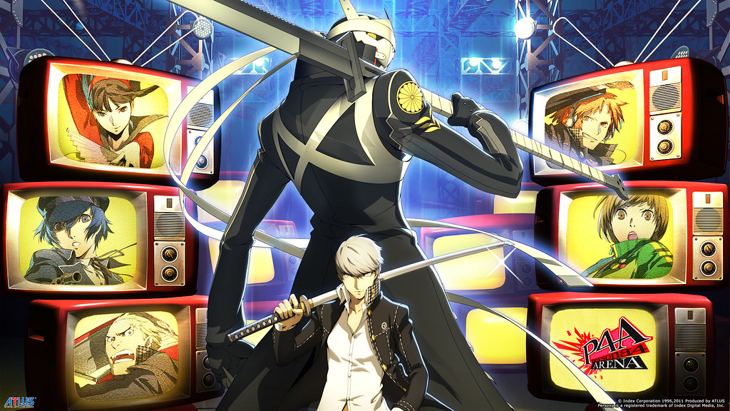 Persona 4 Release for the PS3