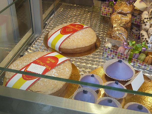 gâteau du fenetra