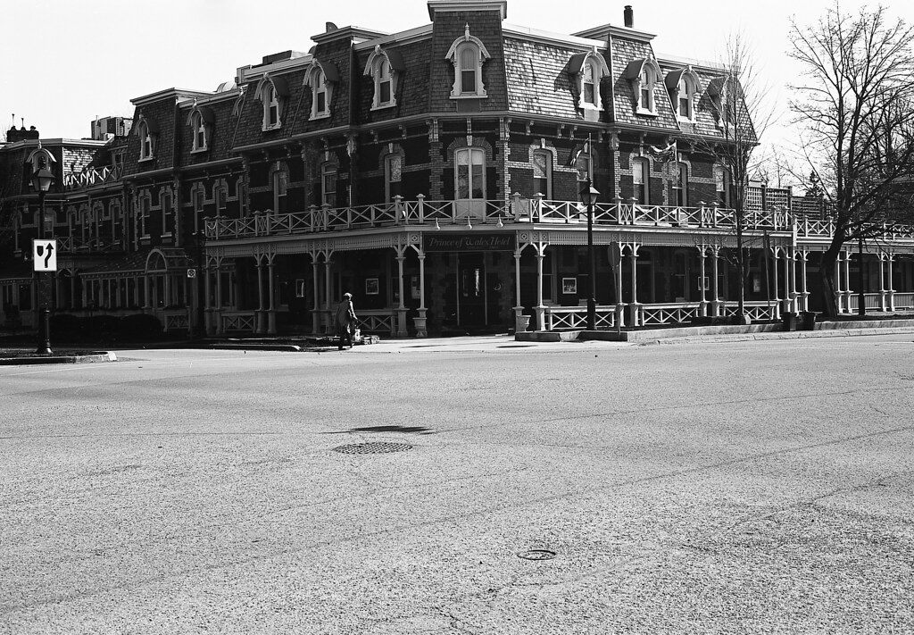Eastman 5363 Test - Roll 4 - Niagara-On-The-Lake