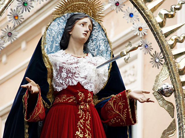 Magna Procession, Semana Santa, La Laguna, Tenerife