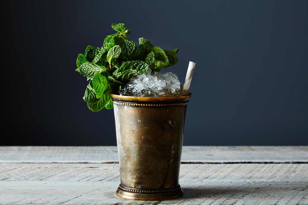 Mint Juleps from Food52