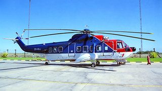 CHC Sikorsky S-61N ZS-RLL