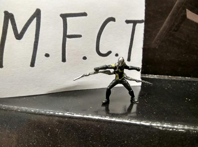 【玩具人M.F.C.T投稿】Marvel legends 6吋 奧創套 電影版蟻人 實拍評測