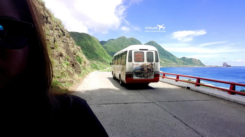 【蘭嶼遊記景點】台灣離島|漁人部落到椰油部落|饅頭岩、島上7-11、加油站|海洋蘭嶼觀光超市(近蘭嶼機場、碼頭)、交通蘭嶼好行 @GINA環球旅行生活|不會韓文也可以去韓國 🇹🇼
