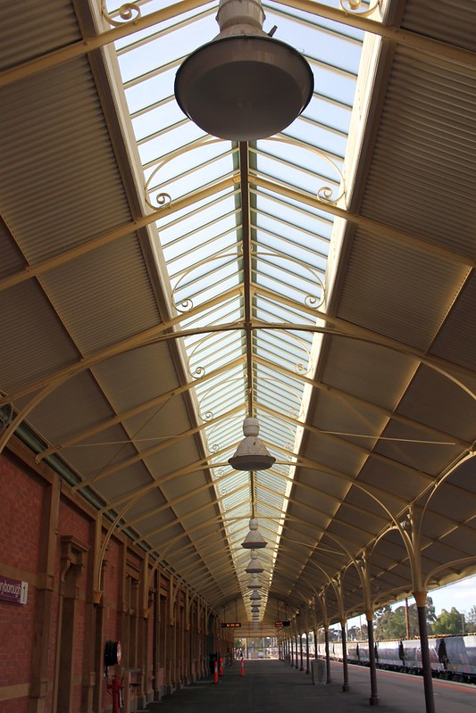 Station Roof