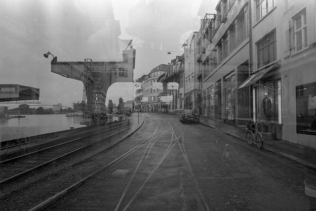 Stadt - Hafen