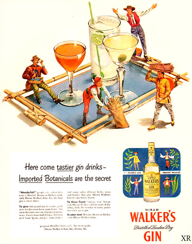 1951 ... stereotypical hallucinations!