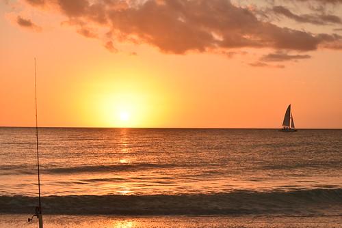 marcoisland sunset florida sailing
