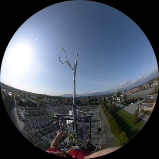 Eddy Covariance system on Vancouver-Sunset Flux Tower