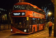 LT743 @ Euston bus station