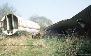 2002 NZ5912 remains at Enstone