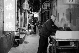 Hutong Chef, Beijing by romanboed