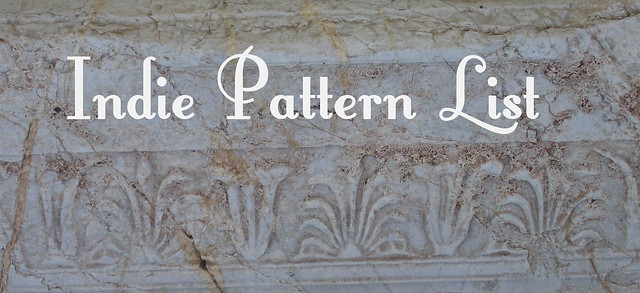 Indie Pattern List graphic