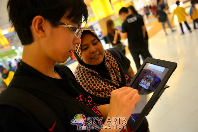 Astro Explorer On-The-Go Sunway Pyramid Blogger Adventure