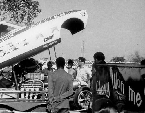 Bruce Larson USA-1 Camaro