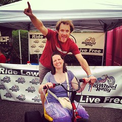 Ride Low! Live Free! Me 'n' Matt Armbruster - High Roller USA