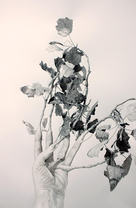 Fabien Merelle, Metamorphose, etude pour sculpture, 2012